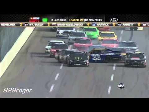 Nascar Crashes 2012 2012 Nascar Crash Compilation