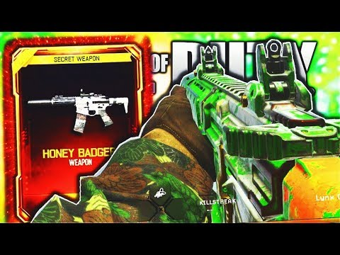 *NEW* HONEY BADGER GAMEPLAY! (NEW DLC WEAPON LYNX CQ300)