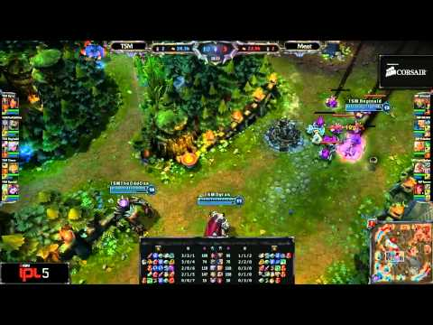 TSM v Meat Playground - IPL 5