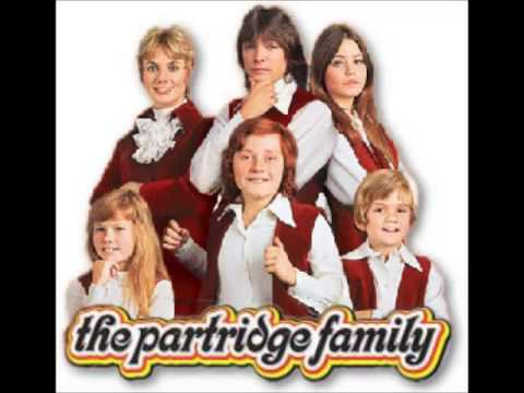 The Partridge Family -- I Think I Love You