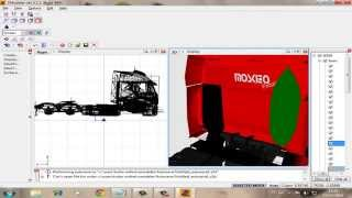 Como editar caminhões pelo zmodeler (2014)