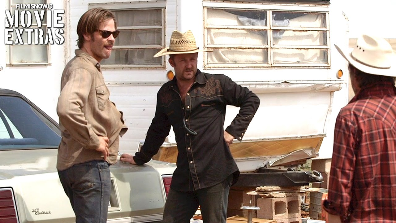 Go Behind the Scenes of Hell or High Water (2016)