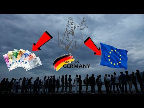 Беженцы в Германии.Им не дают работать.Мой взгляд на ситуацию.2018.