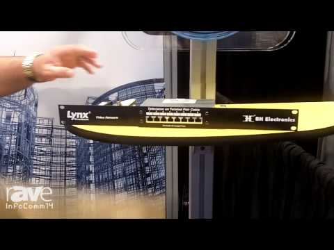 InfoComm 2014: Lynx Broadband Presents its Television on Twisted Pair Cable