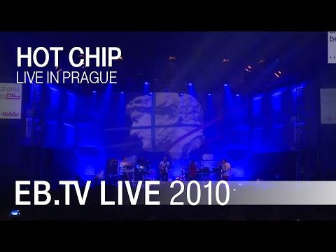 Hot Chip - Boy From School (Prague 2010)