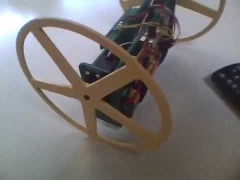 Rolly Robot with Arduino