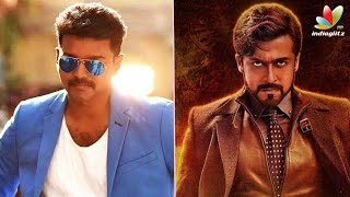 Surya drops out from Vijay challenge | 24 and Theri Release Date