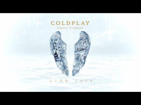 Coldplay publicará 'Ghost Stories Live' una película de sus presentaciones en vivo