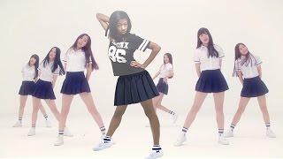 흑인이 아이돌 음악에 춤추는 법?  How Black People Dance to K-Pop