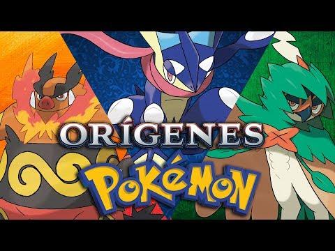 Orígenes Pokémon: Más Pokémon Iniciales
