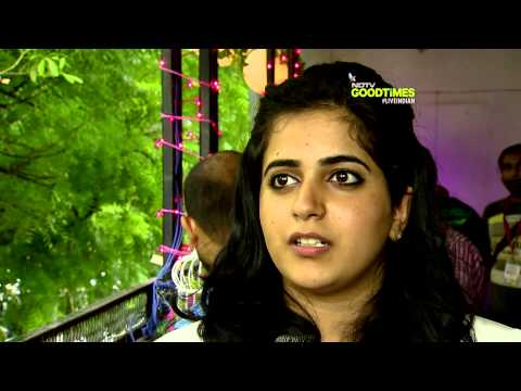 NDTV Coverage of the So Delhi Confluence 2015