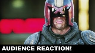 Dredd - Dredd 2012 3D Movie Review : Beyond The Trailer