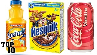 Top 10 Discontinued Food Items We Miss - Part 3