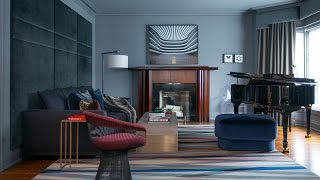 Interior Design — How to Design Rooms for Entertaining
