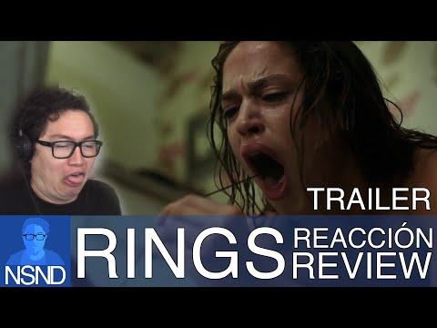 RINGS (EL ARO 3) | Trailer | REACCIÓN | ANÁLISIS