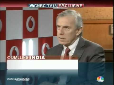 Will focus on IPO after next spectrum auction: Vodafone CEO -  Part 1