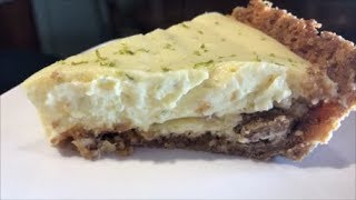 The Best Key Lime Pie: How to make it (can be Gluten Free!)