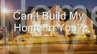 Watch Vickie Winans Can I Build (my Home In You) video
