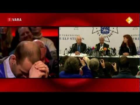 Erben Wennemars treurt, Erik Hulzebosch zingt