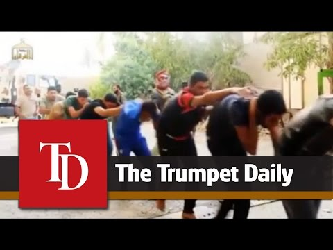 ISIS Decapitating, Raping in Iraq and Syria—U.S. Media Silent - The Trumpet Daily