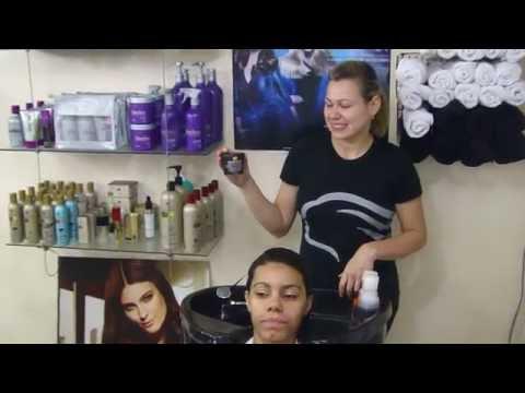 ESCOVA EFEITO LISO HAIR BOTOX VINTAGE GIRLS LOLA COSMETICS