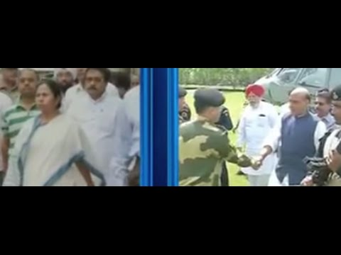Mamata Banerjee Questions Rajnath Singh's Visit To Cooch Behar