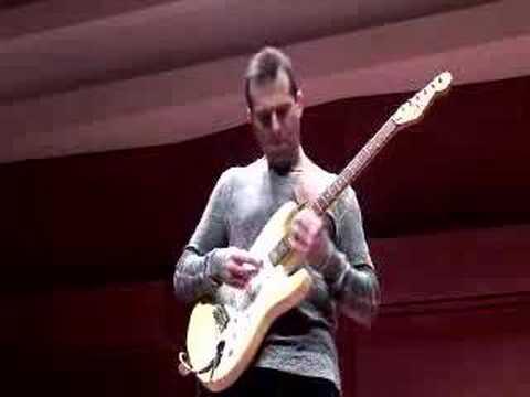 Jimi Hendrix - Little Wing (solo guitar) Michael Nicolella