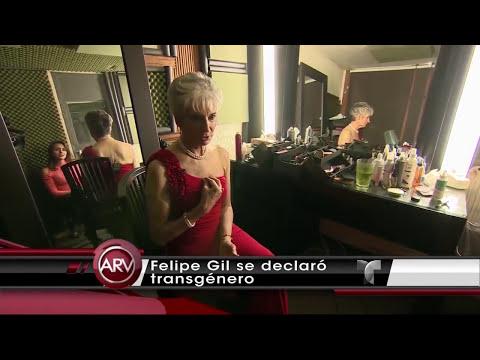Compositor Felipe Gil se declara transgénero