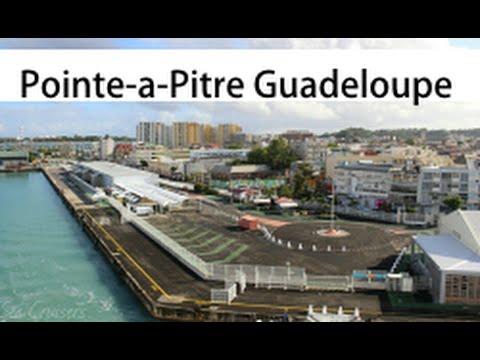 Cruise Day 7 - Guadeloupe! Travel vlog episode 20