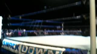 WWE Smackdown Torino 09.06.2011 - Alicia Fox vs Natalya (I touched)