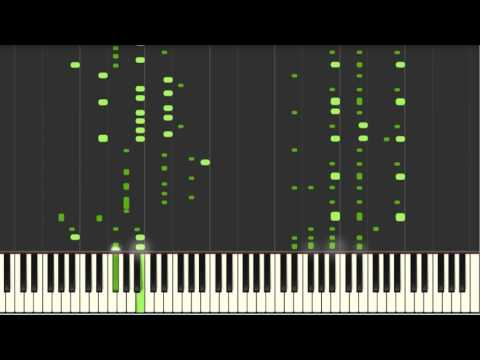 Song of Hope and Love original composition  Synthesia