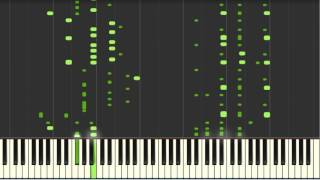 Song of Hope and Love (original composition) - Synthesia