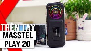 FPT Shop - Trên tay Masstel Play 20: Góc cạnh và hầm hố với mức giá dưới 1 triệu
