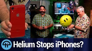 Helium Can Stop iPhones and Apple Watches From Working?