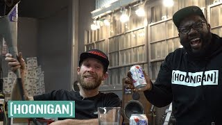 [HOONIGAN] A BEER WITH: Rob