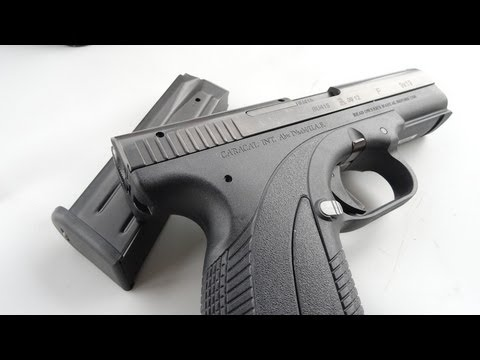CARACAL PISTOL (IN THE USA!)