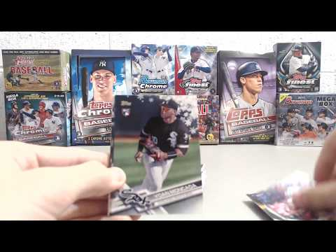 2017 Topps Holiday Baseball Retail Box