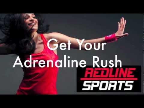 Redline Sports Orlando Florida Trampoline Park Laser Tag Ropes Course New York New Jersey Texas