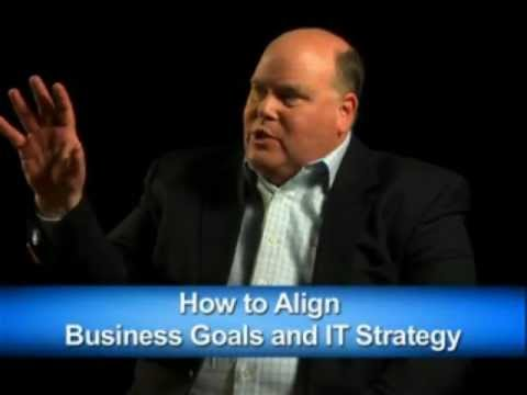 How to Align your IT Strategy with your Business Goals:  Mike Moran - Affiliated Resource Group