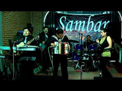 Grupo Musical Versátil Sambar - CASAS DE MADERA y EL PALOMITO