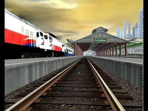 Add On Rute Indonesia Trainz Simulator