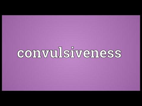 Header of convulsiveness