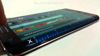 Galaxy Note Edge features hands-on