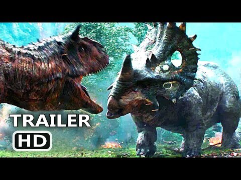 "JURАSSІC WΟRLD ""Dino Fights!"" Trailer (2018) Action Movie HD"