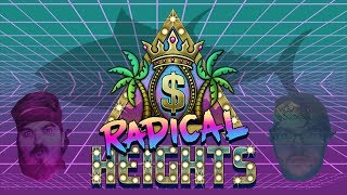 Buying Guns For Ammo (Radical Heights)