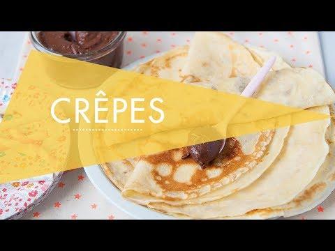 Crêpes - Recette au Cook Expert Magimix