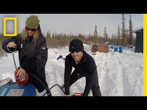 Life below zero andy bassich and kate rorke split