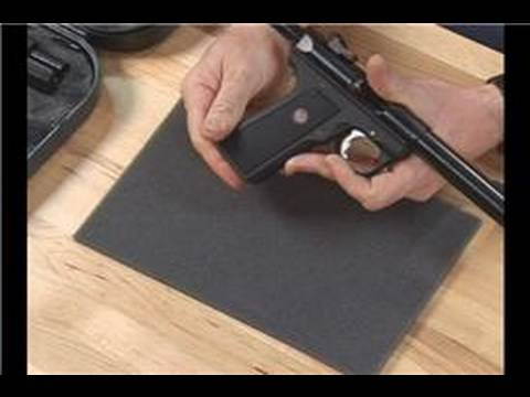 Ruger Mark III Tips : How to Load a Ruger Mark III