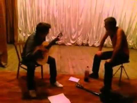 убойный урок обучения игры на гитаре, смерть учителя