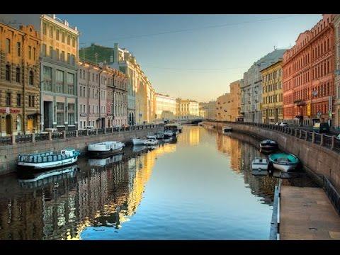 Прогулка по рекам и каналам Санкт-Петербурга 2016 / St. Petersburg. Russia